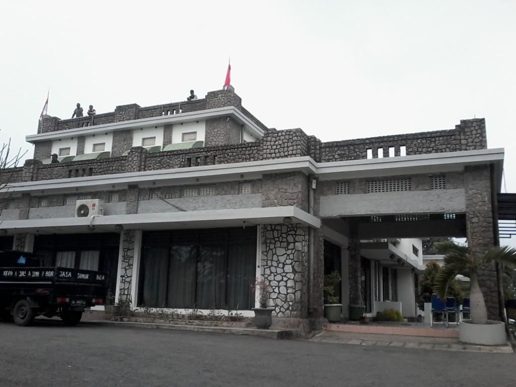 Wisma Pesanggrahan Manumbing, tempat Bung Karno diasingkan