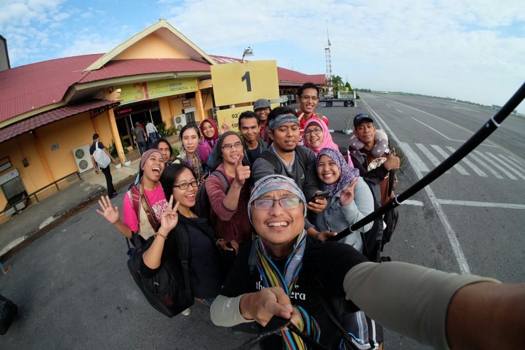 Selamat Datang di Bandara Depati Amir Kota Pangkalpinang