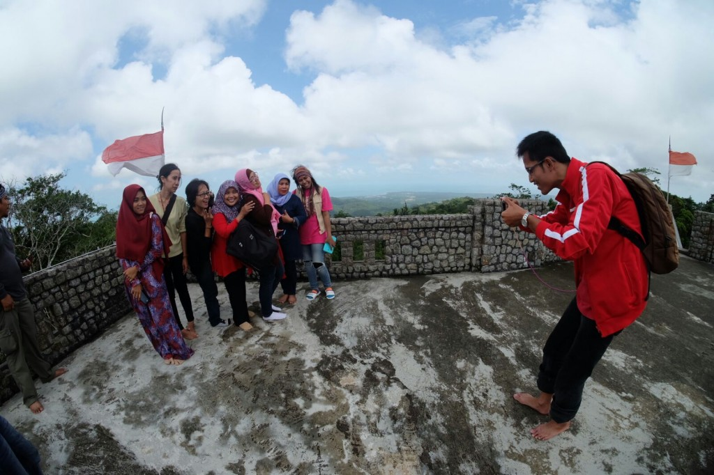 Keindahan Bakon Rumah Pangasingan Bung Karno dalam bidikan kamera blogger