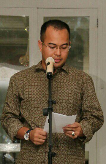 Walikota Pangkalpinang M. Irwansyah , ramah, smart, dan berwibawa