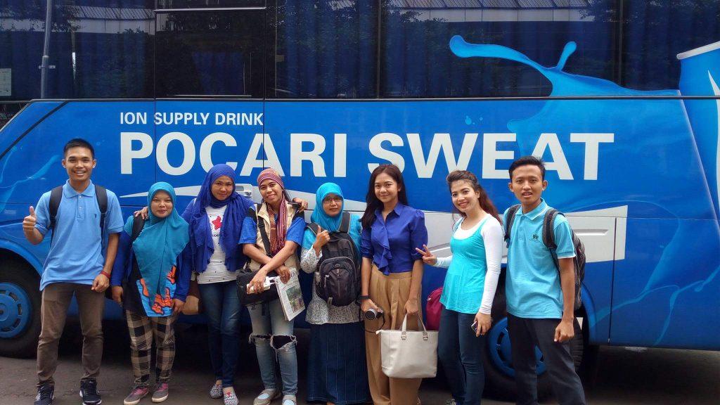 Explorion di Bulan Ramadhan Bersama Pocari Sweet