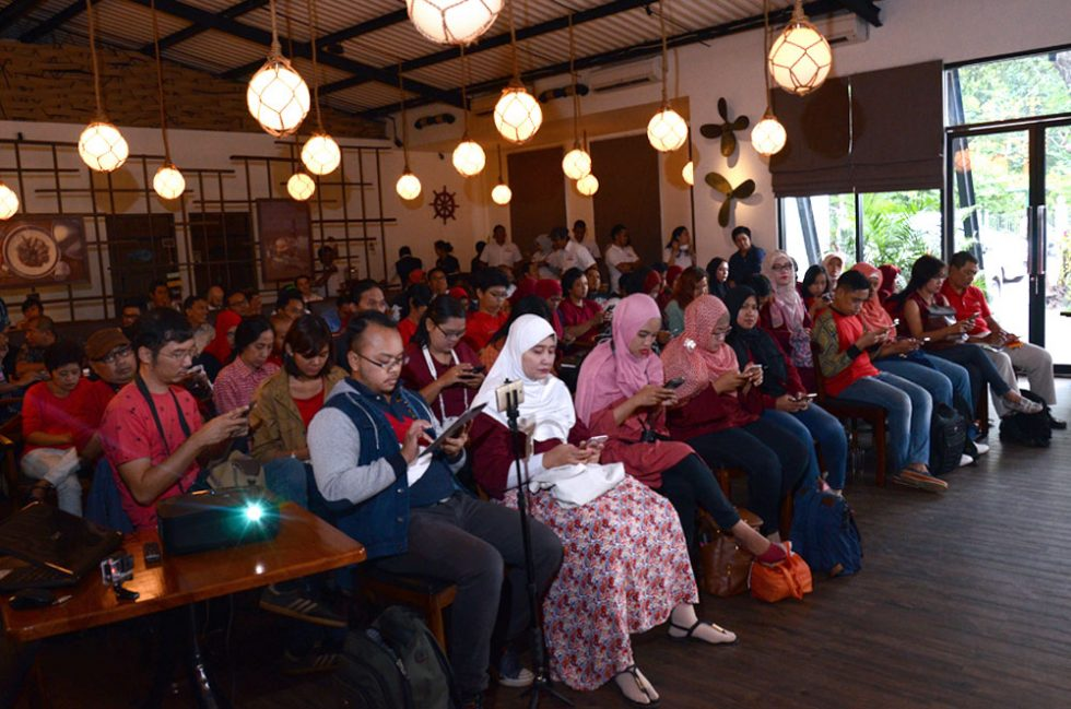 Blogger Gathering Mobil123
