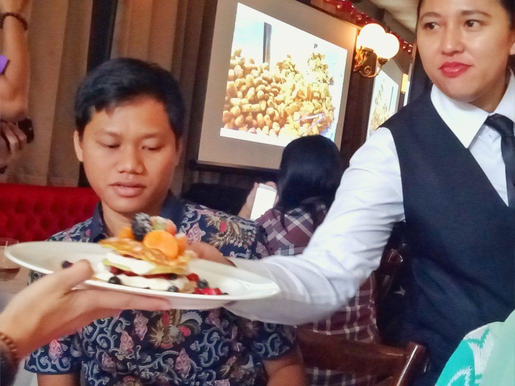 Breakfast Sehat Ala Sembutopia Dalam Rangka World Health Day 2018