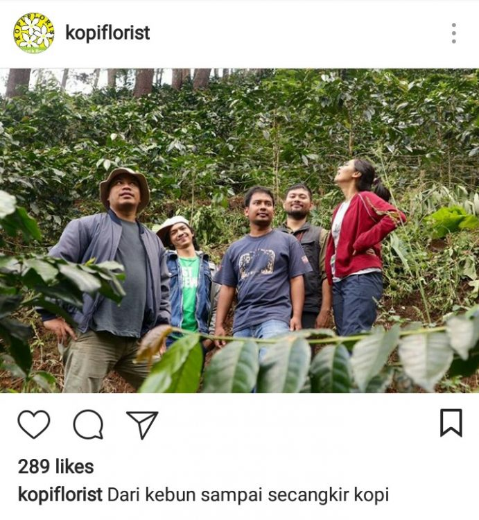 Team Kopi Florist