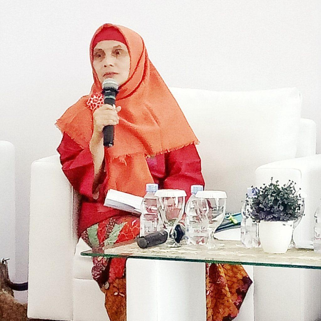 Titi Eko Rahayu, Staf Ahli Menteri Bidang Pengentasan Kemiskinan Kementerian Pemberdayaan Perempuan dan Perlindungan Anak (PPPA) Republik Indonesia