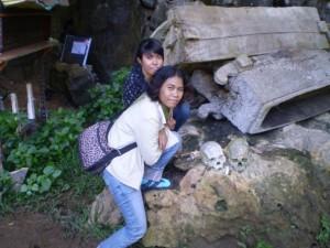 tulang belulang yang sangat mudah kita temui