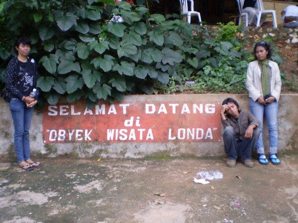 Tempat Wisata Londa di Tana Toraja