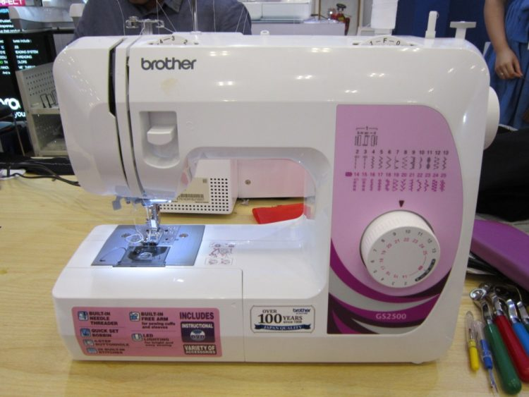 Brother Type GS2500