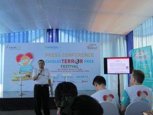 DR. dr. Budhi Setianto, Sp.JP (K) selaku Ketua 1 Yayasan Jantung Indonesia