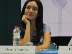 Dea Ananda sebagai Publik Figure