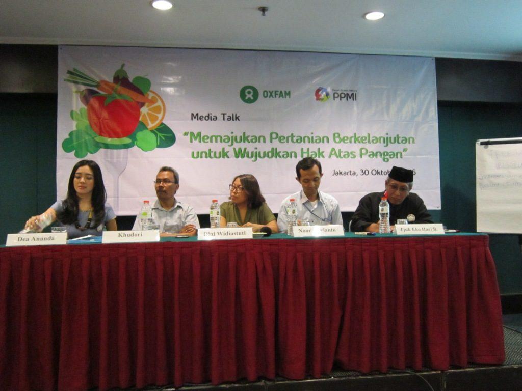 Talkshow Forum Alumni Aktivis Perhimpunan Pers Mahasiswa Indonesia (FAA PPMI)