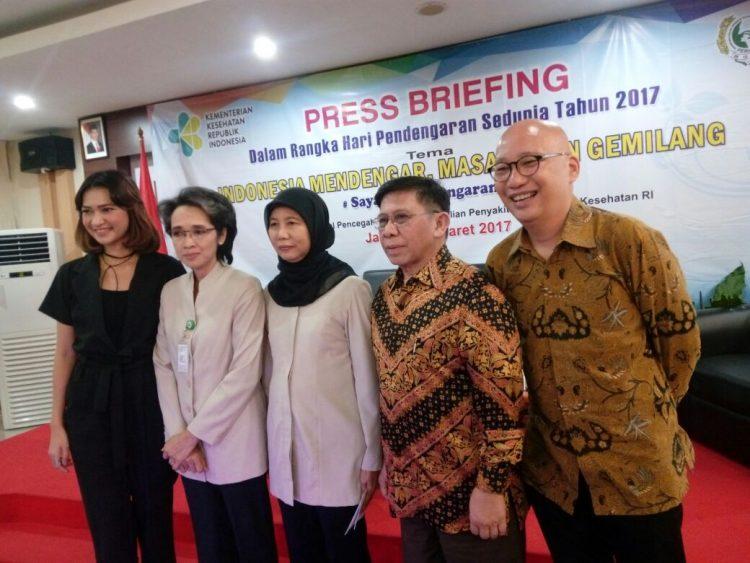 """""""Indonesia Mendengar, Masa Depan Gemilang"""""""