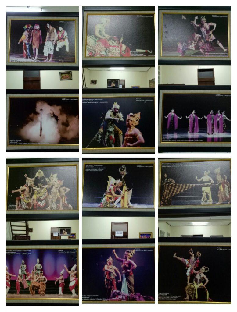 Galery Foto yang ada di GWO Taman Sriwedari