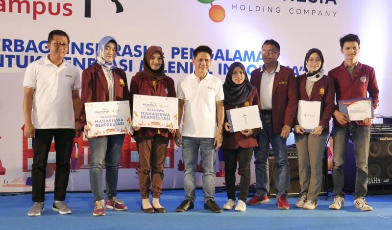Dalam Rangka HUT Ke-21 BUMN Berbagi Inspirasi di Karawang